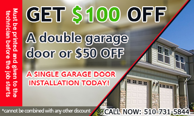 Garage Door Repair Hayward coupon - download now!